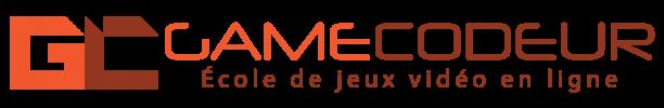 École de jeux vidéo en ligne Gamecodeur