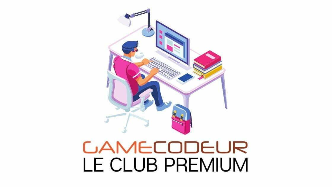 club de programmation de jeux vidéo